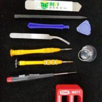 アイフォン修理 工具