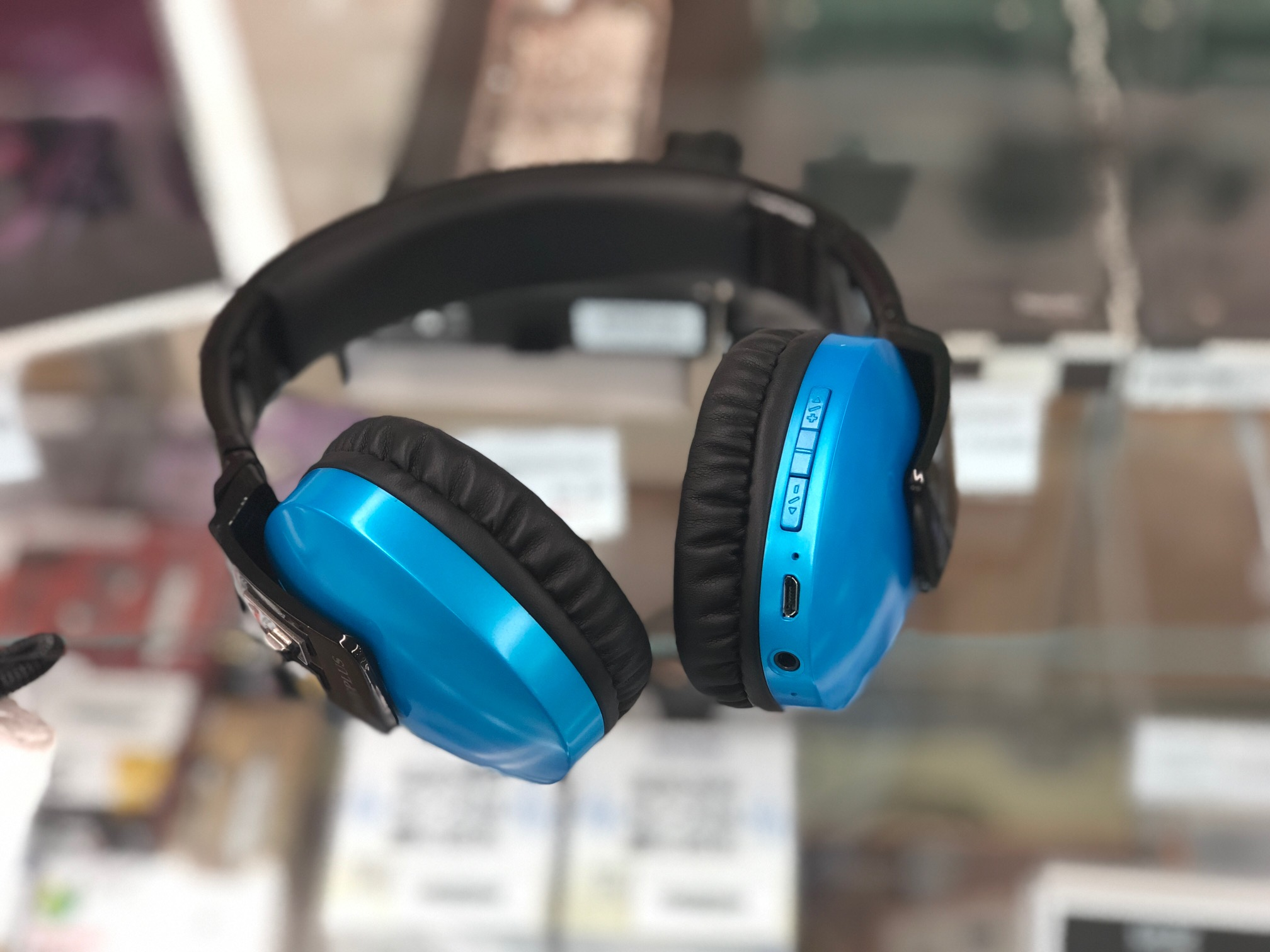 bluetoothヘッドフォン